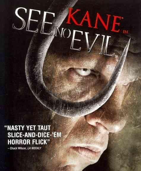 SEE NO EVIL BY JACOBS,GLENN (Blu-Ray)